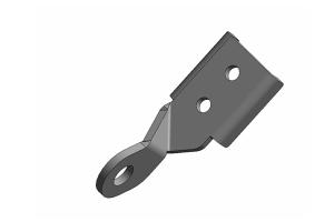 可调式铰链C